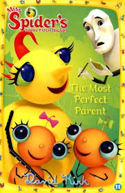 librarika perfect parent spiders sunny patch