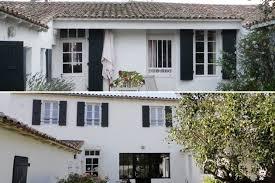 maison rénovée avant après avant après une maison rénovée à l île de ré