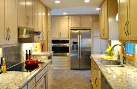 Ideas For A Galley Kitchen Before U0026 After More Room In The Kitchen Startribune Com