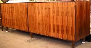 art deco buffet by rom weber rosewood buffet mid century modern