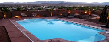 prefabricated pools sea glass pools in st george san juan pools seaglass pools