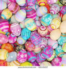 painted easter eggs painted easter eggs stock images royalty free images vectors