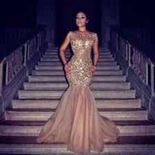 champagne color mermaid prom dresses prom dresses dressesss
