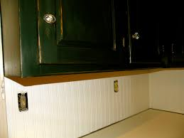 Kitchen Beadboard Backsplash by Beadboard In Kitchen As Backsplash U2014 Kitchen Colors Diy