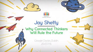 tyt jay shetty at google dublin why connected thinkers will