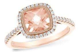 morganite ring gold 14k gold morganite ring gold connection