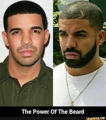 Beard Meme - drake beard no beard meme beardstyleshq