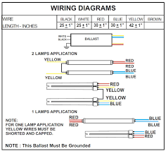 how to wire a 2 l ballast 1 l ballast wiring diagram wiring diagrams