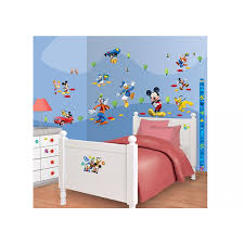Mickey Mouse Clubhouse Bedroom Decor Walltastic Disney Mickey Mouse Clubhouse Room Décor Kit Kids