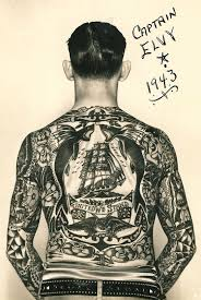 hello sailor the nautical roots of popular tattoos collectors