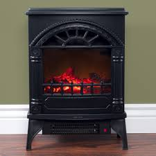 home decor freestanding electric fireplace tv feature wall