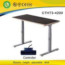 Motorized Sit Stand Desk Sit Stand Desk Electric Workstation Motorized Adjustable Height