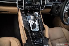 porsche cayenne 2016 interior 2016 porsche cayenne diesel review video performancedrive