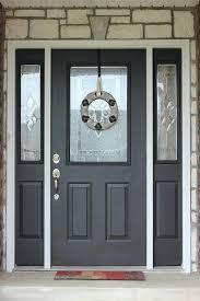 Exterior Door Color Front Door Colors Home Design