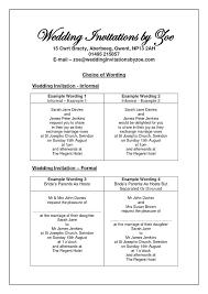invitation wording etiquette wedding invitation wording etiquette marina gallery
