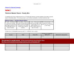 Strategic Planning Template Excel Strategic Planning Tools And Templates Excel