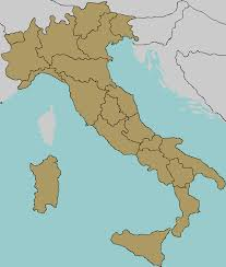 map of italy images test your geography knowledge italy regions lizard point