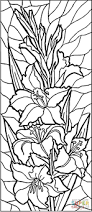 stained glass for adults free coloring pages on art coloring pages
