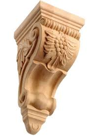 Large Wooden Corbels 8 Best Corbels Images On Pinterest Wood Brackets Woodwork And