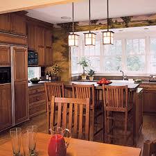 Craftsman Style Kitchen Lighting Hellomagz Designing The Kitchen Island