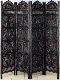 sheesham wood wooden screen partition kashmiri 72x80 4 19 best biombos separadores images on architecture