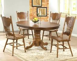 Oak Dining Room Table And 6 Chairs Oak Dining Table Large Dining Table Seats What Are The