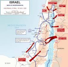 Israel Map 1948 File 1948 Arab Israeli War May 15 June 10 Svg Wikimedia Commons