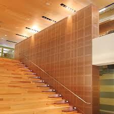 Wood Slat Ceiling System by Solo M Acoustical Wood Panels Decoustics