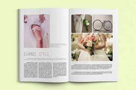 Wedding Magazine Template Crew55design Crew55design Twitter