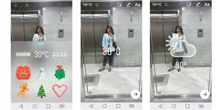 cara membuat akun instagram resmi seperti artis seperti snapchat instagram stories kini punya stiker kompas com