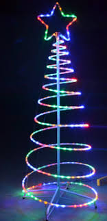 remarkable ideas spiral tree outdoor 1 5m colourfull