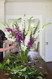 Flowers Glass Vase Foxgloves Rethinking A Fickle Flower Gardenista