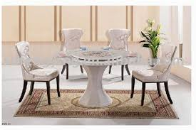home design rotating dining table dn888 marble dining table 4ft 6 stools marble modern dining