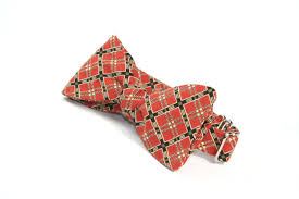 checkered bow tie for created in our butterfly pattern joe