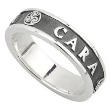 mo anam cara mo anam cara and gaelic rings made for you in ireland