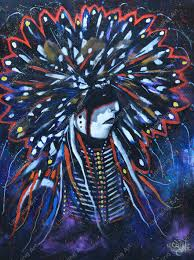 native american art by carlin bear don u0027t walk uprising art