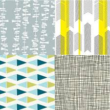 fabric friday modern vintage mollie makes