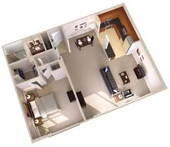 One Bedroom Apartment Plans 100 One Bedroom Plans Apartment One Bedroom Studio