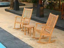 Teak Patio Chairs Teak Outdoor Furniture Ebay