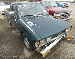 kens truck sales 1982 datsun king cab pickup truck item l3388 sold novem