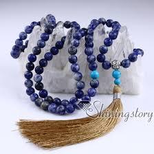 spiritual jewelry mala wholesale 108 meditation mala bead necklace