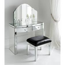 Mirrored Furniture Online Mirrored Dressing Table Set
