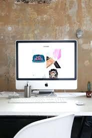 Mac Desk Top Computer Desk 203 Best Imac Desk Office Ideas Images On Pinterest Office