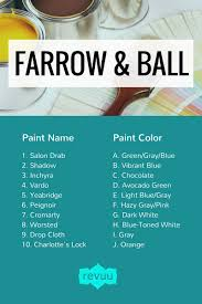 test your farrow u0026 ball paint color iq revuu