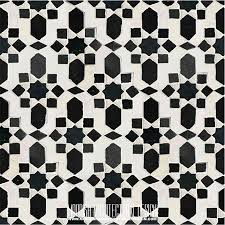 Moorish Design Buy Cheap Moroccan Tiles Black U0026 White Moorish Tile