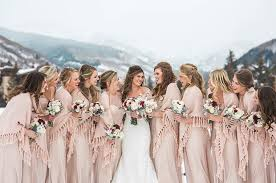 winter bridesmaid dresses 17 bridesmaid style ideas for a winter wedding page 2 of 2