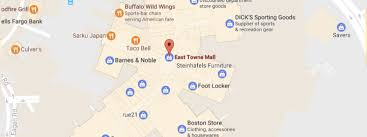 towne east mall map mall directory east towne mall