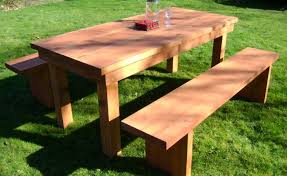 Patio Table Legs Table Refreshing Wooden Outdoor Furniture Rockhampton Rare
