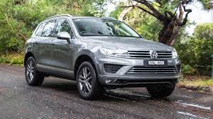 volkswagen touareg review specification price caradvice