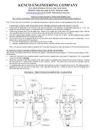 kenco engineering company kenco engineering kes dpdt user manual